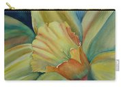 Dazzling Daffodil Carry-all Pouch
