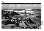 Dazzling Monterey Bay B And W Carry-all Pouch