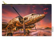 Dc-3 In Surreal Evening Light Carry-all Pouch