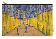 Dc City Center Lights Carry-all Pouch