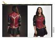 Dc Comics Wonder Woman Jacket Carry-all Pouch
