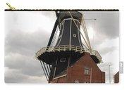 De Adriann Windmill - Haarlem The Netherlands Carry-all Pouch