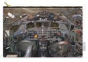 De Havilland Dh106 Comet 4 G Apdb Cockpit Full Size Poster Carry-all Pouch
