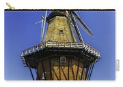 De Zwaan Windmill In Holland Carry-all Pouch
