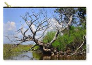 Dead Cedar Tree In Waccasassa Preserve Carry-all Pouch