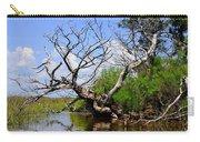 Dead Cedar Tree In Waccasassa Preserve Carry-all Pouch