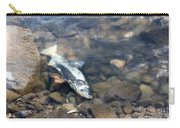 Dead Chinook Salmon Carry-all Pouch