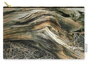 Dead Tree Textures Carry-all Pouch