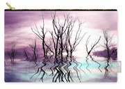 Dead Trees Colored Version Carry-all Pouch