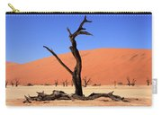 Dead Vlei Tree  Carry-all Pouch by Aidan Moran