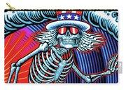 Deadhead Surfer Carry-all Pouch