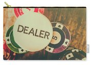 Dealers House Edge Carry-all Pouch