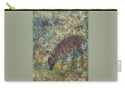 Dear Or Deer Being Hunted Carry-all Pouch