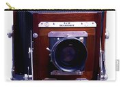Deardorff 8x10 View Camera Carry-all Pouch by Joseph Mosley