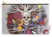 Death Becomes Me Carry-all Pouch