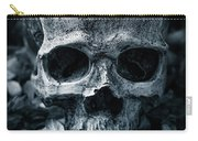 Death Comes To Us All Carry-all Pouch