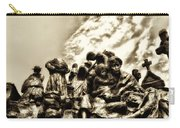 Death In The Time Of The Irish Famine Carry-all Pouch