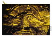 Death Mask Carry-all Pouch