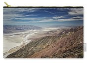 Death Valley 10 Carry-all Pouch