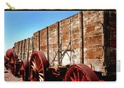 Death Valley Borax Wagons Carry-all Pouch