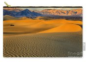 Death Valley Golden Hour Carry-all Pouch