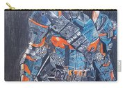 Deathstroke Illustration Art Carry-all Pouch