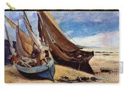 Deauville Beach 1866 Carry-all Pouch