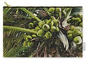 Debbie's Coconuts Carry-all Pouch