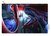 Decadence Abstract Carry-all Pouch
