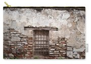 Decaying Wall And Window Antigua Guatemala Carry-all Pouch