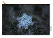 December 18 2015 - Snowflake 2 Carry-all Pouch by Alexey Kljatov