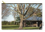 December Conversation In Marine Park Carry-all Pouch