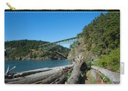 Deception Pass Carry-all Pouch
