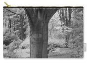 Deciduous Tree Ir Carry-all Pouch