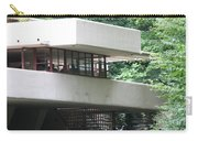 Deck View Fallingwater  Carry-all Pouch