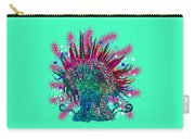 Deco Anemone Carry-all Pouch