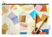 Decoration In Symmetry Carry-all Pouch