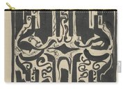 Decorative Design, Carel Adolph Lion Cachet, 1874 - 1945 H Carry-all Pouch