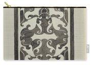 Decorative Design, Carel Adolph Lion Cachet, 1874 - 1945 Jd Carry-all Pouch