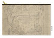 Decorative Design, Carel Adolph Lion Cachet, 1874 - 1945 U Carry-all Pouch