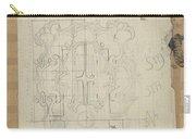 Decorative Design, Carel Adolph Lion Cachet, 1874 - 1945 W Carry-all Pouch