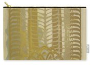 Decorative Design With A Lyrebird, Carel Adolph Lion Cachet, 1874 - 1945 Carry-all Pouch