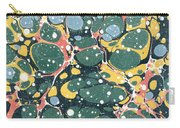 Decorative Endpaper Carry-all Pouch by Unknown