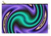 Decorative Fractal Tile 12 Carry-all Pouch
