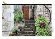 Decorative Stairway Carry-all Pouch