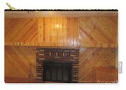 Decorative Woodworking Carry-all Pouch