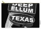 Deep Ellum Texas Carry-all Pouch