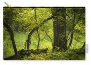 Deep Forest Scenic Carry-all Pouch