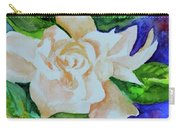 Deep Gardenia Carry-all Pouch