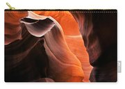 Deep Red Glow Carry-all Pouch